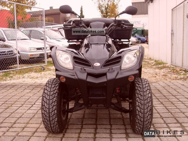 2007 Kymco  MXU, KWANGYANG (RC) Motorcycle Quad photo