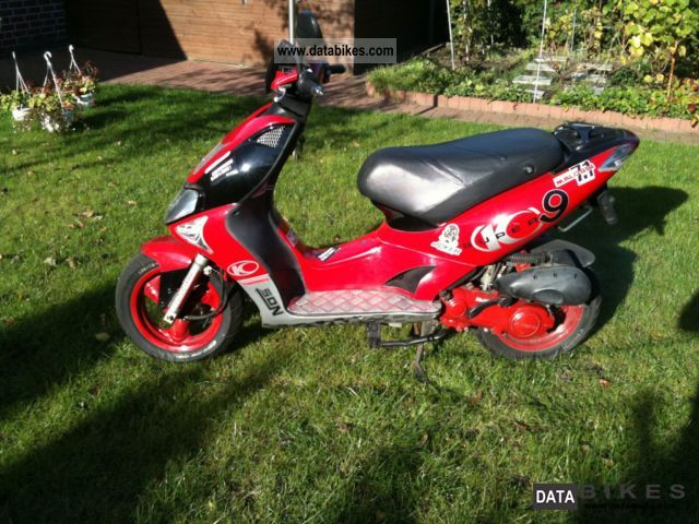 Kymco  Super 9 LC 2004 Scooter photo