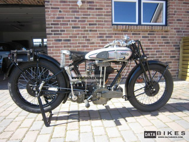 Norton  Model 18 1930 Vintage, Classic and Old Bikes photo