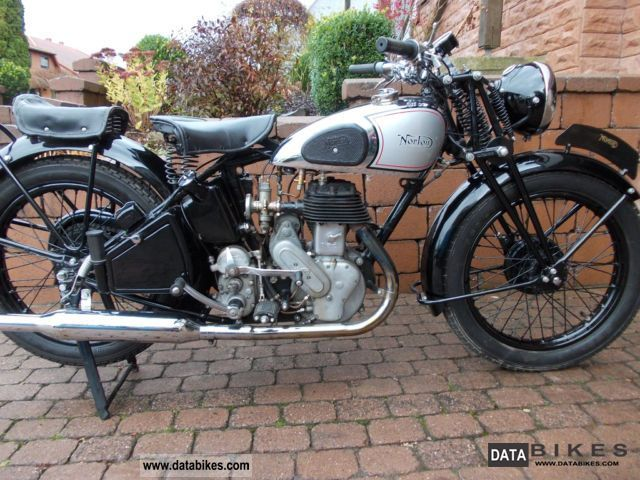 Norton  16H 1944 Vintage, Classic and Old Bikes photo