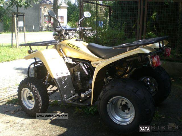 2004 Linhai Quad ATV 250 Joyner