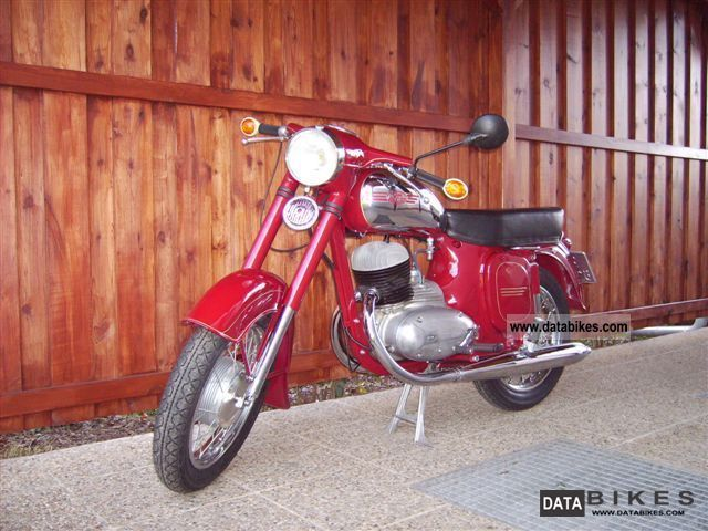 Jawa  250 1965 Vintage, Classic and Old Bikes photo