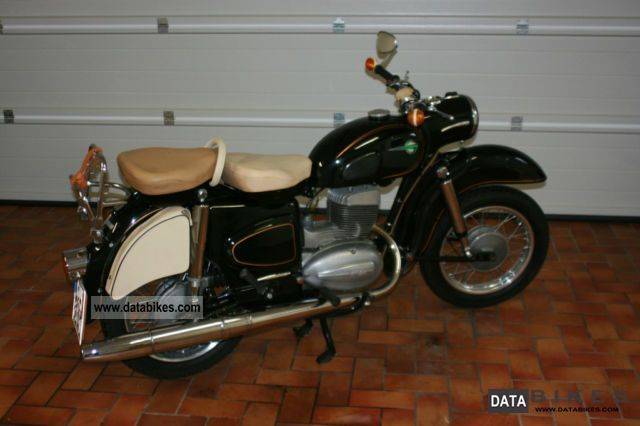 Mz  ES 300 1964 Vintage, Classic and Old Bikes photo