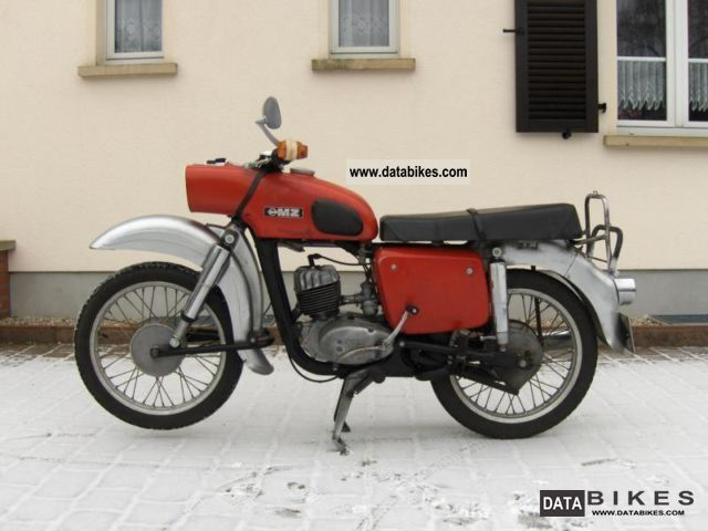 Mz  ES 125/1 1977 Vintage, Classic and Old Bikes photo