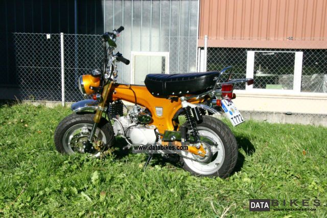2010 Skyteam  Dax Motorcycle Motor-assisted Bicycle/Small Moped photo