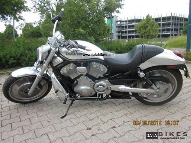 2004 Harley Davidson  VRSCB Motorcycle Chopper/Cruiser photo
