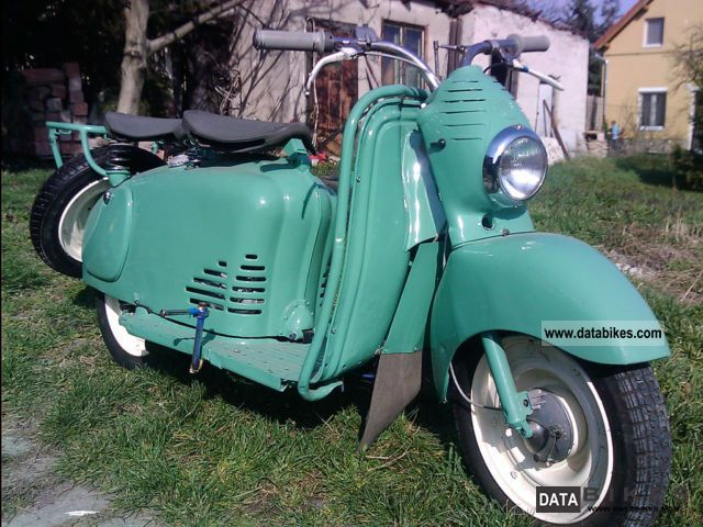 Puch  RL 125 1953 Vintage, Classic and Old Bikes photo