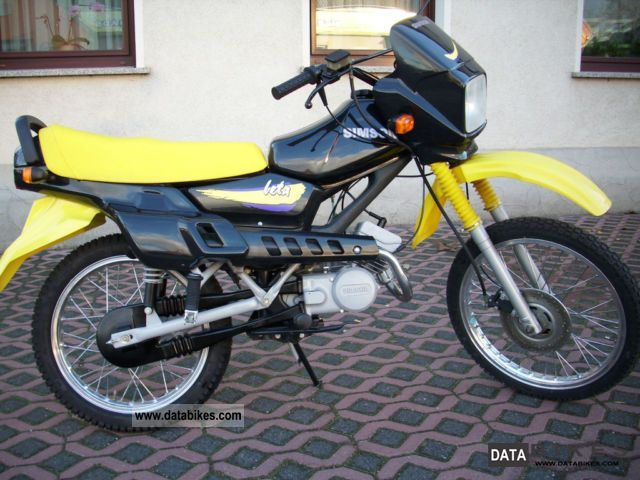 Simson S83 BETA...