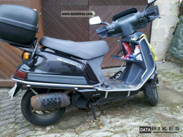 Herkules  SR 125 1995 Scooter photo