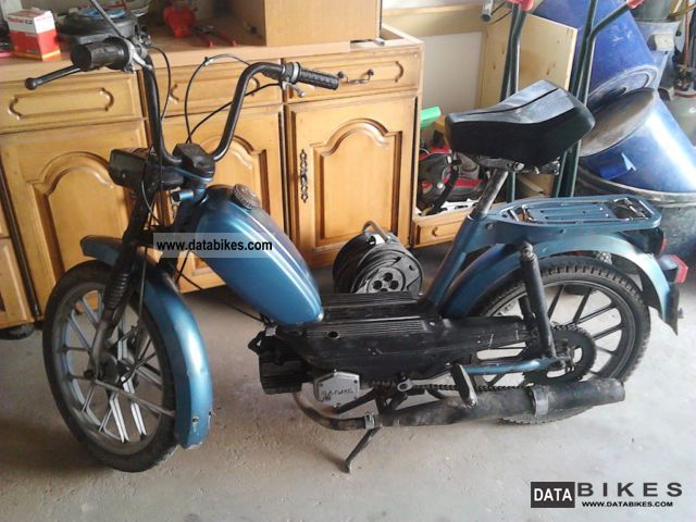 1985 Herkules  Prima 5 Motorcycle Motor-assisted Bicycle/Small Moped photo