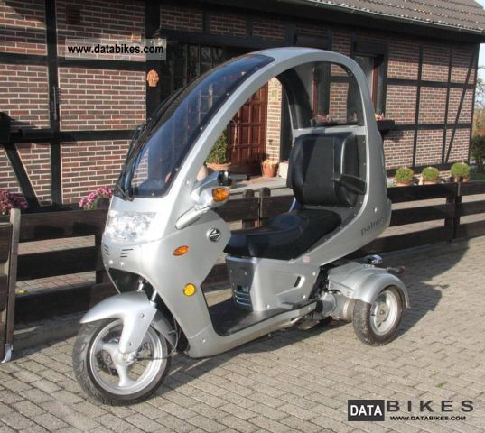 2007 Other  Xingyue Palmo Motorcycle Trike photo