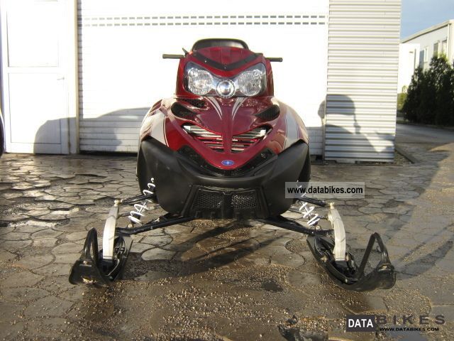 2007 Polaris  Snowmobile FST IQ CRUISER 140 CP Motorcycle Other photo