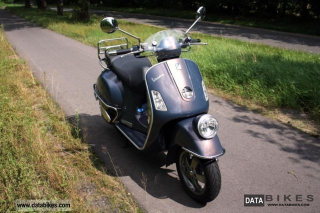 Top Vespa Bikes and ATV's (With Pictures) KG61