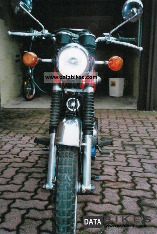 1974 Gilera  150 Strada arcore Motorcycle Tourer photo