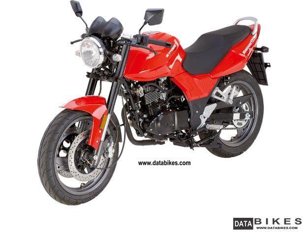 2012 Kreidler  Street 4-stroke, 125 DD Motorcycle Motorcycle photo