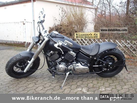 1993 Harley Davidson  HERITAGE bobber conversion + Sound Motorcycle Chopper/Cruiser photo
