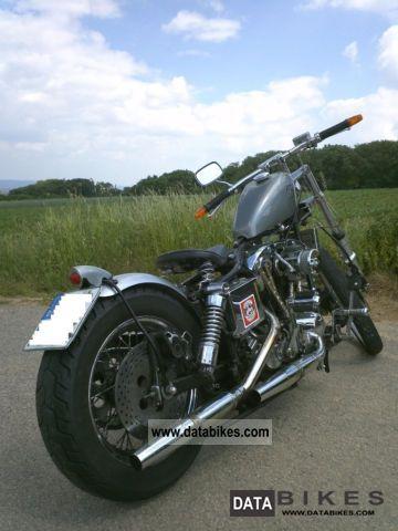 Harley Davidson  FXE 1984 Chopper/Cruiser photo