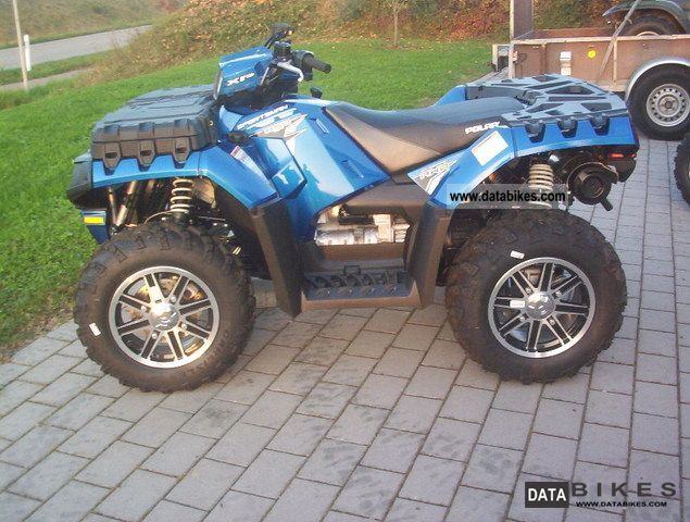 2012 Polaris  Sportsman 850 XP LE special edition new Motorcycle Quad photo