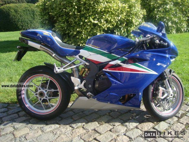 2011 MV Agusta  F4 Frecce Tricolori Motorcycle Sports/Super Sports Bike photo
