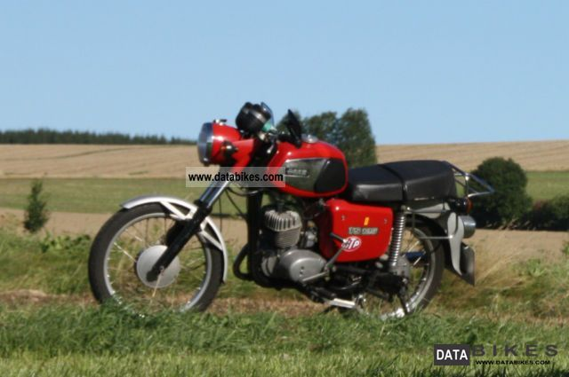 1980 Mz  TS including 125 papers Motorcycle Motorcycle photo