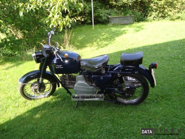 Moto Guzzi  Nuovo Falcone 1972 Vintage, Classic and Old Bikes photo