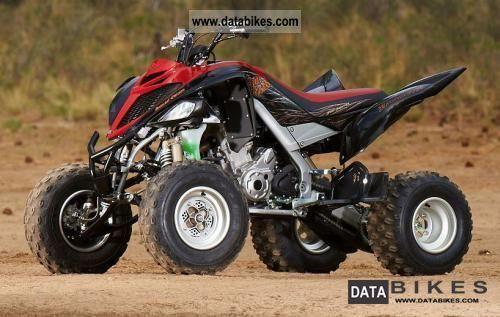 2012 WMI  YFM 700 R Raptor Lim.Edition 2013 Motorcycle Quad photo