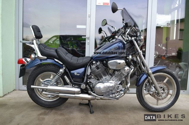 1992 WMI  XV 750 VIRAGO GWARANCJA RATY Motorcycle Chopper/Cruiser photo