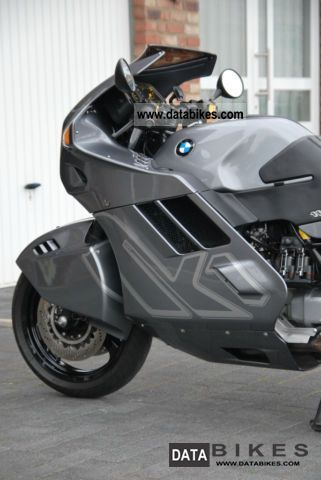 1992 BMW  K1 Motorcycle Sport Touring Motorcycles photo