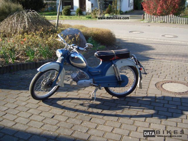 Zundapp  Zündapp Super Combinette 1959 Vintage, Classic and Old Bikes photo