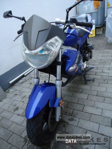 2008 Gilera  DNA / Benero Motorcycle Motor-assisted Bicycle/Small Moped photo