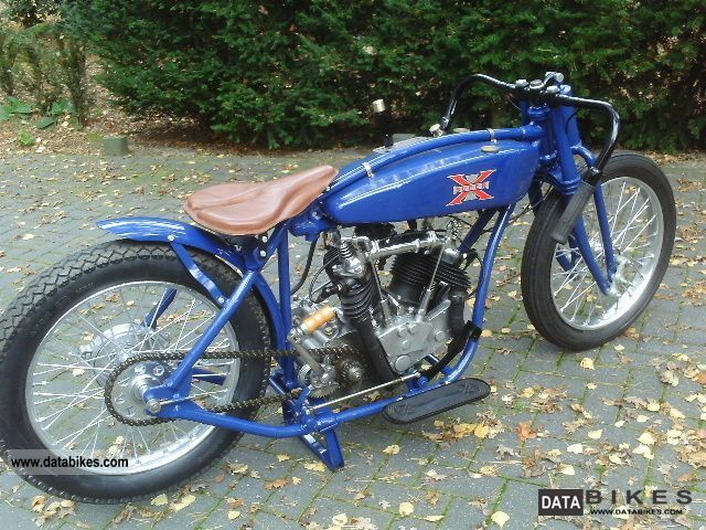 Indian  Excelsior board track racer 1924 Vintage, Classic and Old Bikes photo