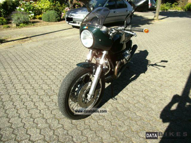 Moto Guzzi  1000 SP conversion 1982 Tourer photo