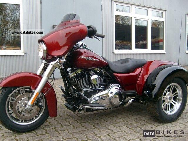 Harley Davidson  FLHXXX Street Glide Trike / Servi-Car 2012 Tourer photo
