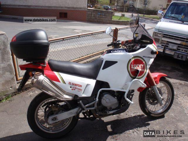 1997 Cagiva  Elefant 750 Motorcycle Enduro/Touring Enduro photo