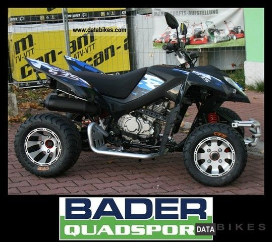 2012 Adly  ONLINE S 3.5 ** 2013 ** NEW MODEL Motorcycle Quad photo