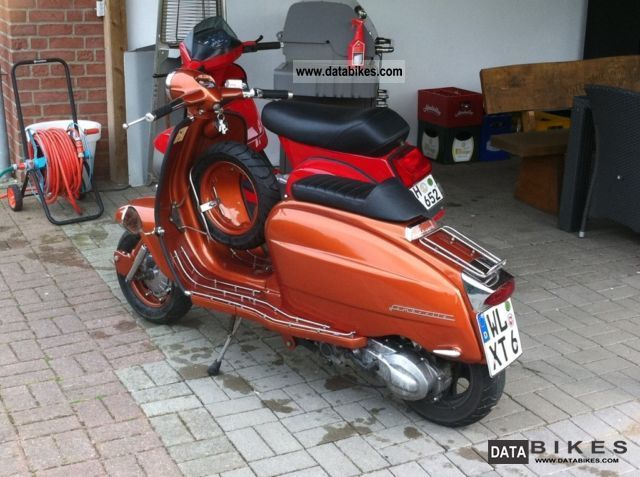 Other  Lambretta Automatic 1960 Vintage, Classic and Old Bikes photo