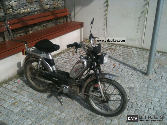 1984 Herkules  Prima 5 Motorcycle Motor-assisted Bicycle/Small Moped photo