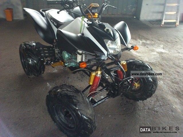 2010 Bashan  200cm excellent condition 550km Motorcycle Quad photo
