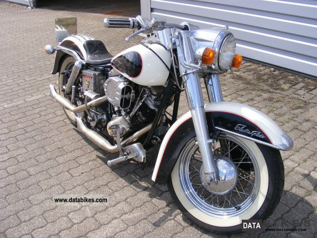 Harley Davidson  FXE Shovel Super look! 1977 Vintage, Classic and Old Bikes photo