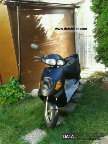 1999 Daelim  Tapo Motorcycle Motor-assisted Bicycle/Small Moped photo