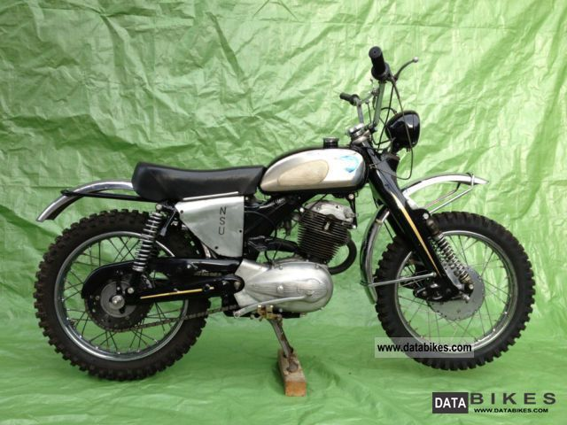 NSU  Max terrain 1956 Vintage, Classic and Old Bikes photo