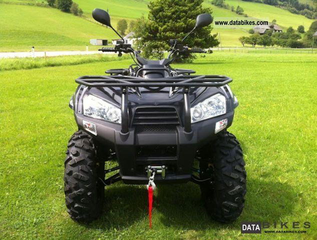 2010 SMC  Explorer Argon 700 4x4 Motorcycle Quad photo