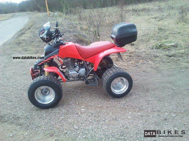 SMC  Stinger 150 2002 Quad photo