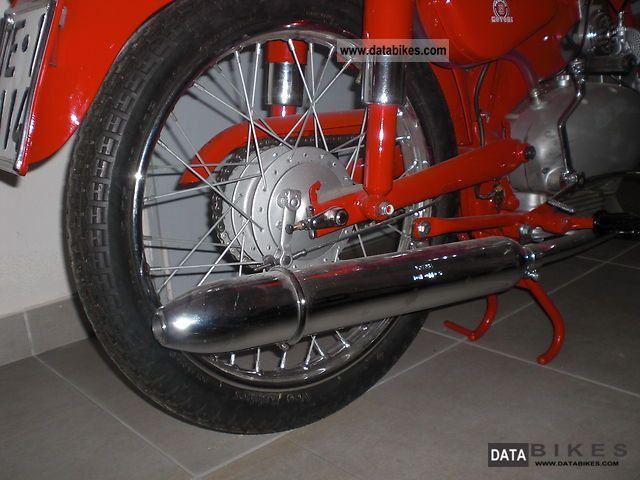 Motobi  125 imperial d'epoca del 1960 restaurata 1960 Vintage, Classic and Old Bikes photo