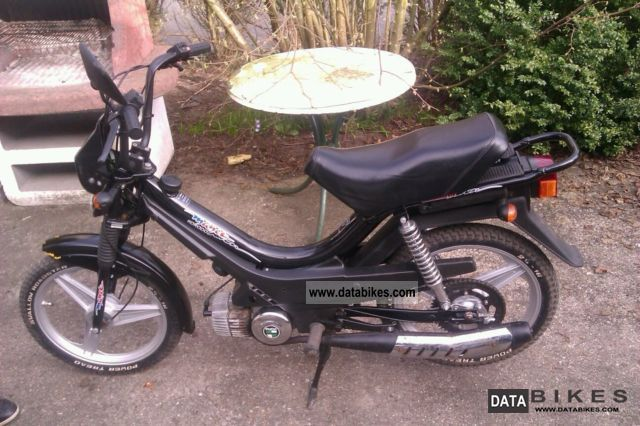 2001 Puch  manet KORADO Motorcycle Motor-assisted Bicycle/Small Moped photo