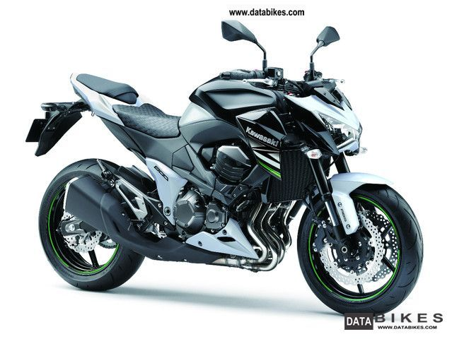 2012 Kawasaki  Z 800 Power Naked Bike 2013 Motorcycle Motorcycle photo