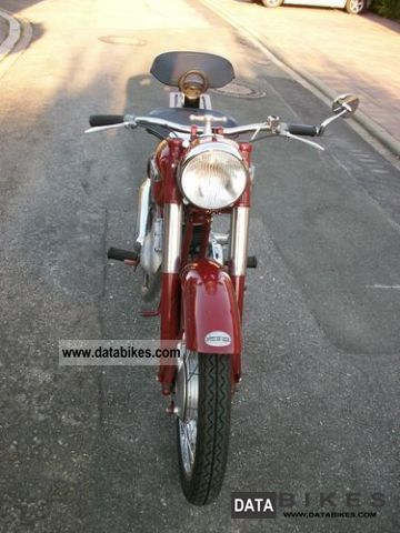 Zundapp  Zundapp Norma luxury DB 1953 Vintage, Classic and Old Bikes photo