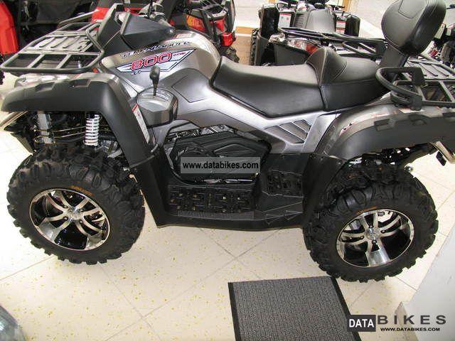 2012 Explorer  Teralander 800 EFI 4X4 Motorcycle Quad photo