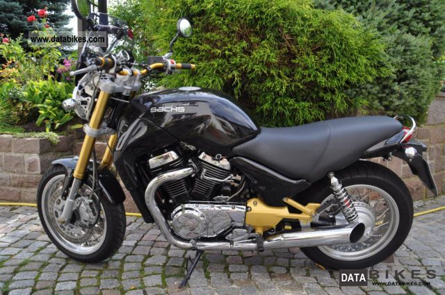 2003 Sachs  Roadster 800 Motorcycle Motorcycle photo