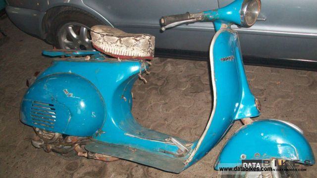 Vespa  vbb 2 1962 Vintage, Classic and Old Bikes photo